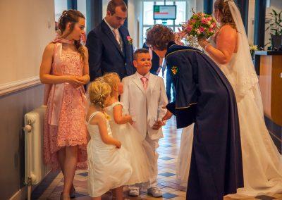welkom bruidskinderen