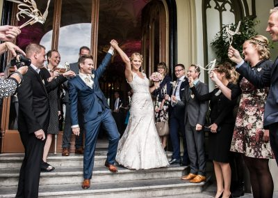 Richard en Annemieke - Sanne bruidfotografie